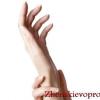 Що робити, якщо тріскається шкіра на пальцях рук?
