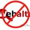 Як видалити webalta