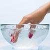 Як зробити запечатування нігтів воском