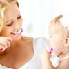 Як чистити зуби правильно дітям