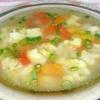 Як готувати овочевий суп