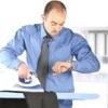 Як потрібно гладити чоловічі штани
