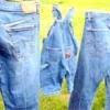 Як відчистити джинси від фарби?
