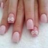 Як користуватися пудрою для нігтів