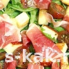 Як приготувати легкий салат з хамоном або шинкою