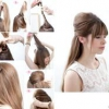 Як зробити зачіску