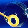 Як зробити розчин для мильних бульбашок