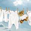 Як прати дитячі речі