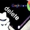 Як видалити історію в google chrome