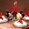 Як прикрасити новорічний стіл 2013