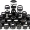 Як вибрати об'єктив для дзеркального фотоапарата