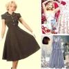 Як вибрати сукню в стилі ретро для тематичної вечірки