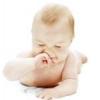 Ким лікувати нежить у новонароджених дітей