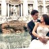 Клятва в коханні один одному на все життя, або весілля в італії