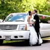 Лімузин на весілля, або як шикарно в'їхати в нове життя