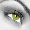 Макіяж для зелених очей