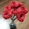 Майстер-клас прикрас для весілля і фотосесії: паперові квіти своїми руками