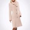 Моделі жіночих пальто