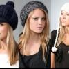 Модні шапки 2012