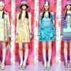 Модні в'язані сукні 2012