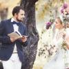 Ніжне чарівність весілля в стилі Шеббі-шик