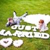 Об'ємні букви своїми руками - яскраві акценти весільної фотосесії