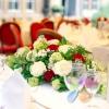Оформлення весільного залу своїми руками - безліч ідей