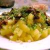 Опеньки з картоплею