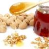 Горіхи і мед для чоловіків