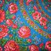Павлопосадскіе шалі та хустки, як елемент декору