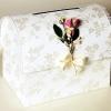 Перша скарбничка молодої сім'ї, або cундучок для грошей на весілля своїми руками