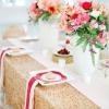 Підготовка до весілля в деталях: прикраса весільного столу