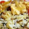 Рецепти з рисом в пароварці