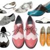 З чим носити черевики оксфорди