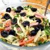 Салати з макаронами