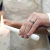 Родинне вогнище на весіллі - символ щасливої   родини