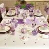 Сервіровка столу на день народження для комфорту і настрою