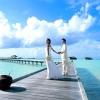 Весілля на Мальдівах: острівна романтика