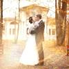 Весілля восени - романтичний і зворушливе свято