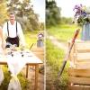 Весілля в екостилі - родзинка в простоті