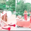Весілля в кораловому кольорі: актуальні ідеї