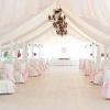 Весілля в шатрі: дозвольте собі трохи романтики