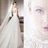 Весільна фата - як вибрати цей важливий елемент вбрання