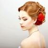 Весільна зачіска з накладними пасмами - обсяг і краса волосся в квадраті