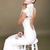 Весільна сукня з відкритою спиною, або як підкреслити красиву фігуру нареченої