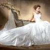 Весільна сукня зі шлейфом - поза конкуренцією