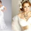 Весільні сукні для повних дівчат - підкреслюємо гідності