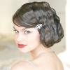 Весільні зачіски з чубчиком - ніжні й елегантні образи