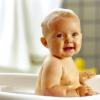 Трав'яні ванни для дітей