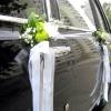 Прикраса на весільну машину - варіанти оформлення своїми руками